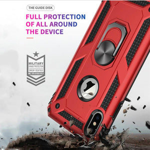 2020 Luxury Armor Ring Bracket Phone case For MOTO