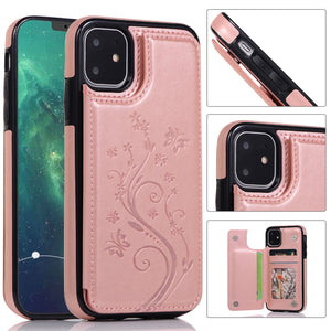 Phone Bags - 2020  Luxury Wallet Case For iPhone 11