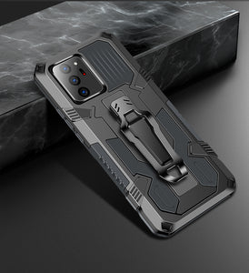 2020 Phone Warrior Multi-function Bracket Belt Clip Case For Samsung Note 20 Series