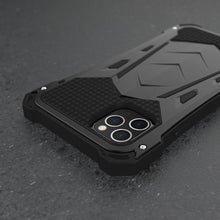Load image into Gallery viewer, Luxury Doom Armor Duty Shockproof Metal Aluminum Phone Cases For iPhone