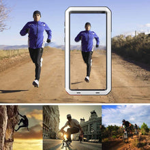 Load image into Gallery viewer, Luxury Doom Armor Waterproof Metal Aluminum Phone Case For Samsung