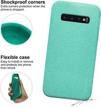 Load image into Gallery viewer, Eco-Friendly Silicone Case For Samsung