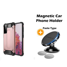 Load image into Gallery viewer, Tough Armoured ShockProof Heavy Duty Protective Case For Samsung S21 Plus 5G