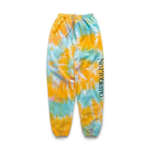 Aries No Problemo Tie Dye Sweatpants