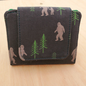 Bigfoot Mini Wallet