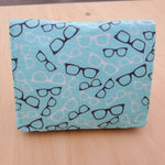 Nerdy Glasses Mini Wallet