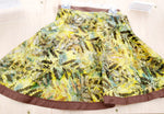 Batik Leaves Pin-up Apron