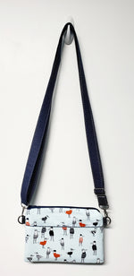Fisher Gulls Crossbody Purse