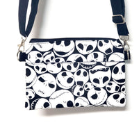 Pumpkin King Crossbody Purse