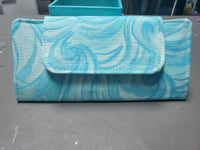 Frosty breeze wallet **Custom order for Shanlee Meissner**