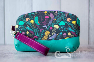 Casseopia Mermaid Wristlet