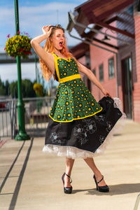 John Deere Pin-up Apron