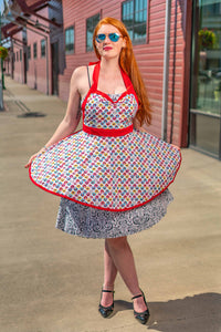 Where's Waldo Pin-up Apron