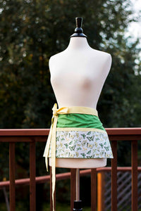 Butterfly Half-Apron