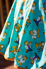 Garfield Pin-up Apron