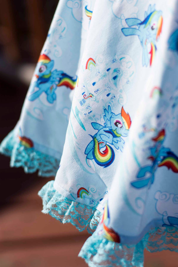 My Little Pony Rainbow Dash Pin-up Apron