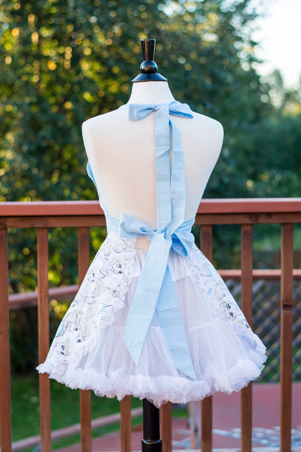 Frozen Elsa Pin-up Apron