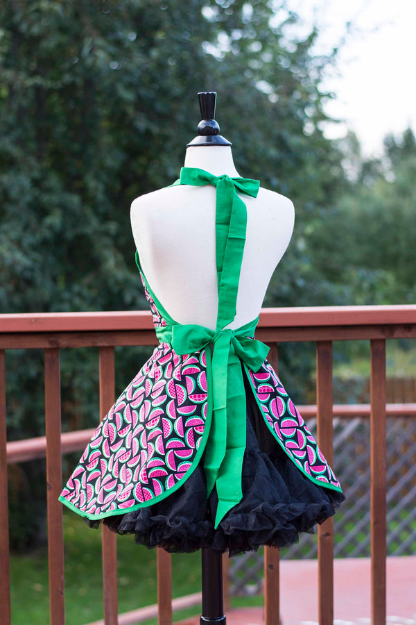 Watermelon Pin-up Apron