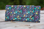Casseiopia Mermaids and Jellyfish Wallet