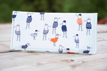 New England Seagulls Wallet