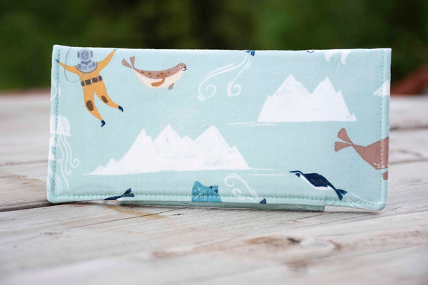 Arctic Expedition Wallet