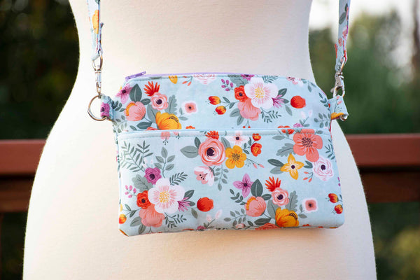 Footloose and Fancy-Free Crossbody Purse