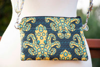 Blue Ringed Octopus Crossbody Purse