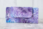 Tangled Tentacles (Blue & Purple) Wallet
