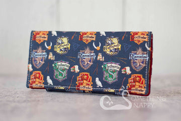 Hogwarts House Harry Potter Wallet - Gryffindor
