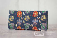 Hogwarts House Harry Potter Wallet - Slytherin