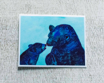 Mother, May I? Bear stickers