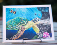 Rapture Sea Turtle Ocean Giclee prints