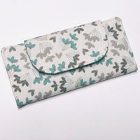 Foggy Floral Wallet
