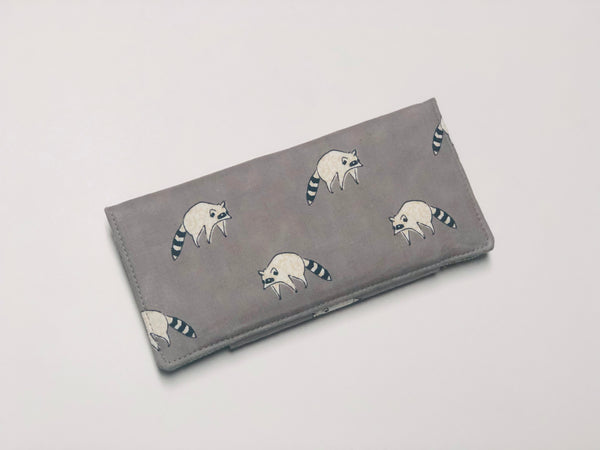 Raccoon Wallet (Inspired by Bob's Burgers)