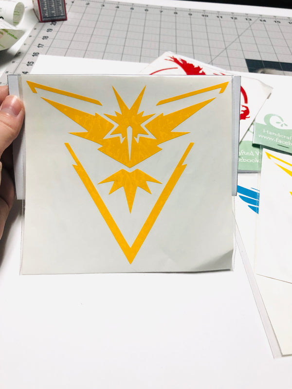 Team Instinct Vinyl Decal
