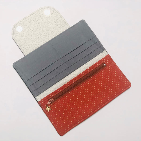 Twilight Fox Wallet