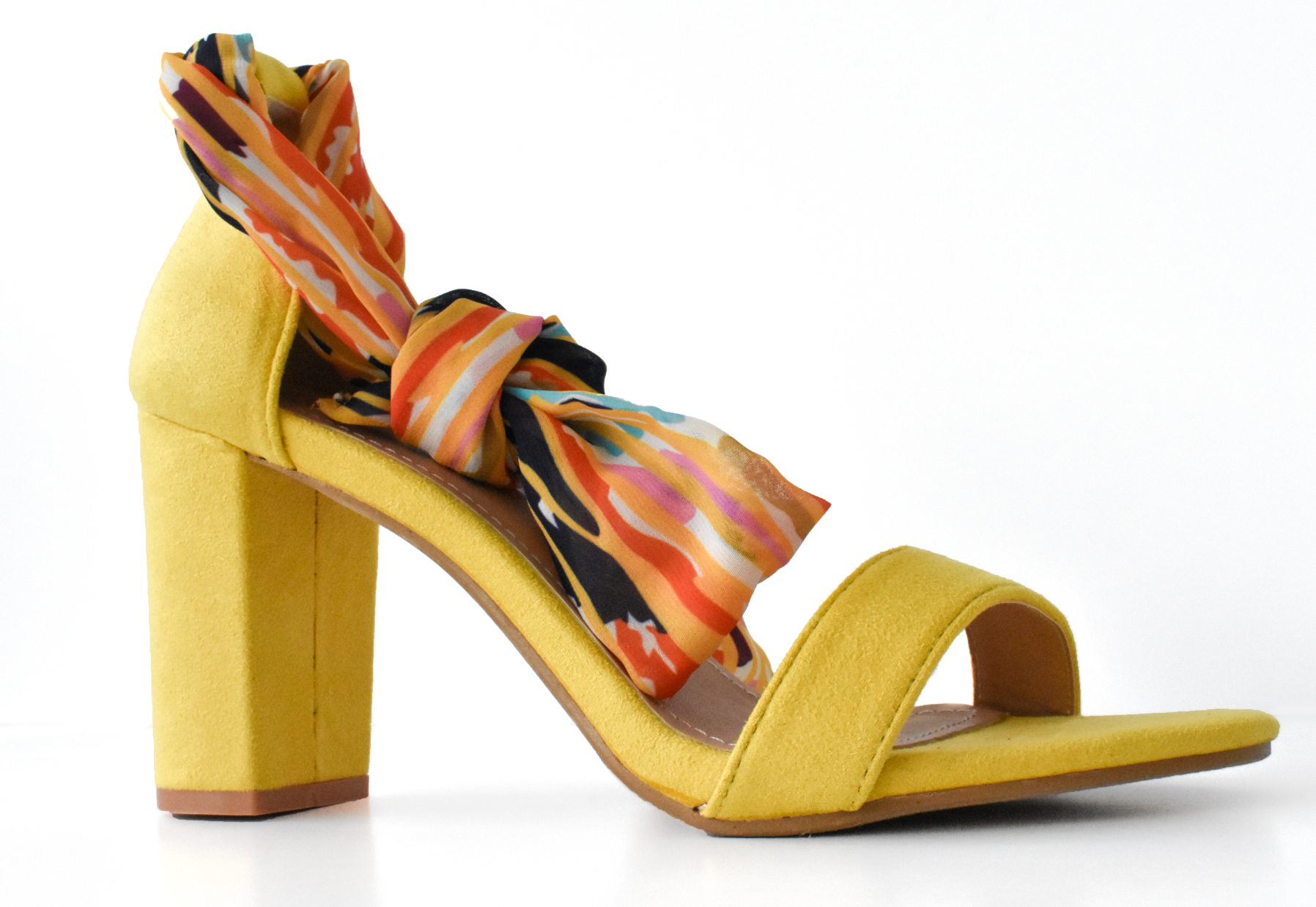 Ginger Yellow Sandals