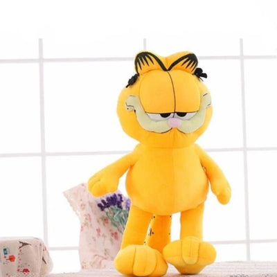 60cm. Garfield Cat Plush Stuffed Toy Doll Soft Plush Figure