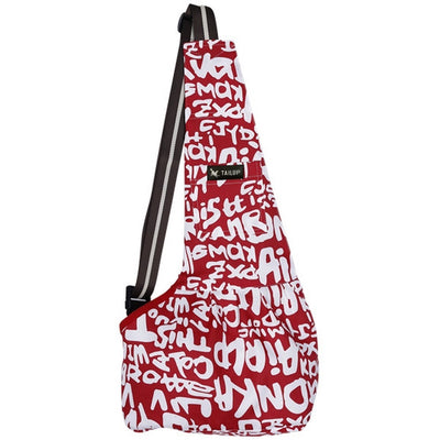 Pet Carrier Bag Cloth Sling Carrier Adjustable Shoulder Bag