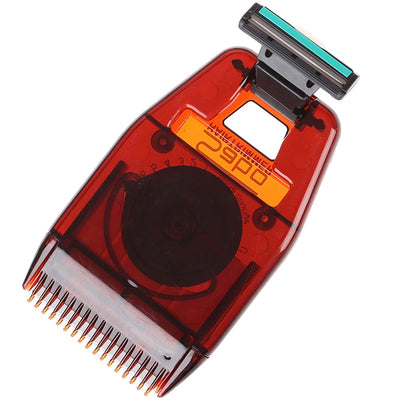 Two Way Hair Razor Comb And Blade Razor Hair Cutting Styling Tool