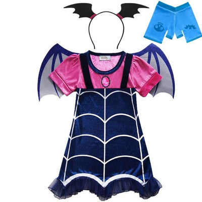 Vampirina Dress For Girls Kids Costumes Fancy Party Dress