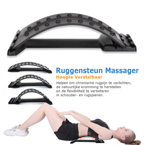 Ruggensteun Massager