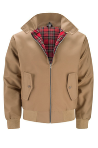 Classic British Made Harrington Jackets