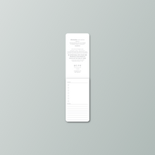 Load image into Gallery viewer, Minimalist Mini Notepad 2-Pack