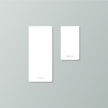 Load image into Gallery viewer, Minimalist Notepad 2-Pack