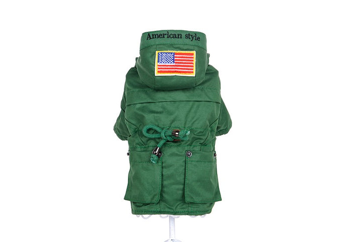 United States uniform for winter