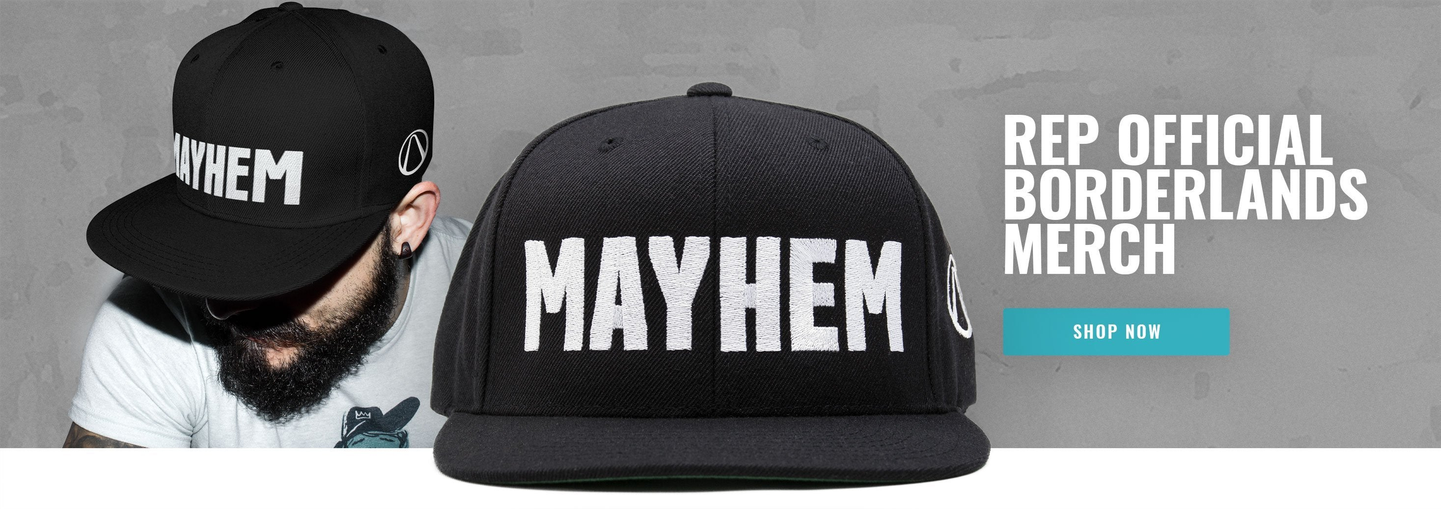 Borderlands Mayhem Hat