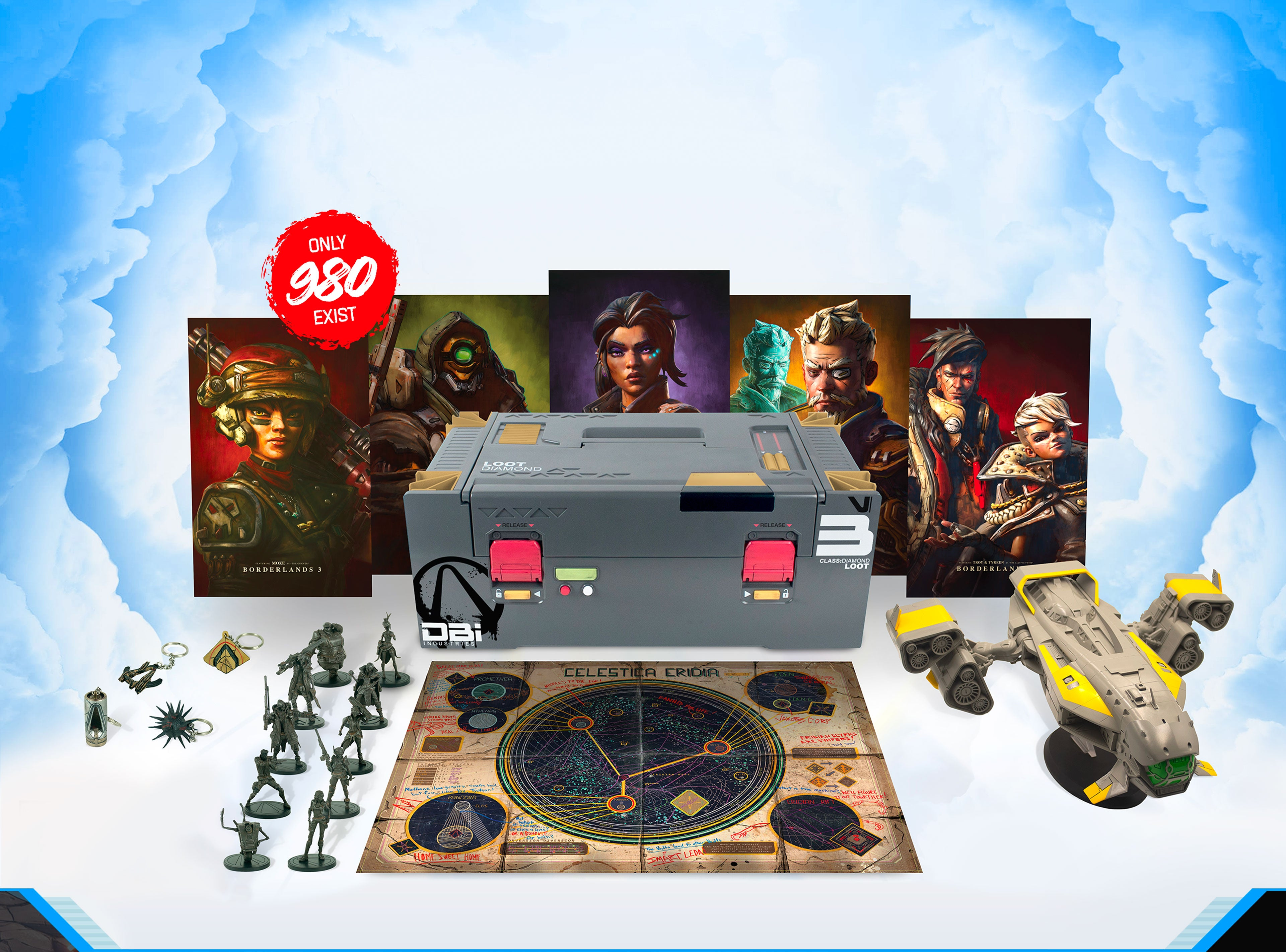 Diamond Loot Chest Collector's Edition Sign Up