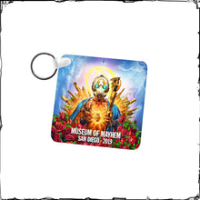 Load image into Gallery viewer, Museum of Mayhem Messiah Keychain