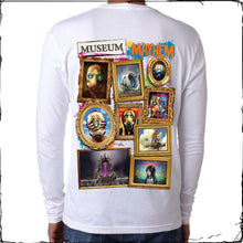 Load image into Gallery viewer, Museum of Mayhem Long Sleeve T-Shirt